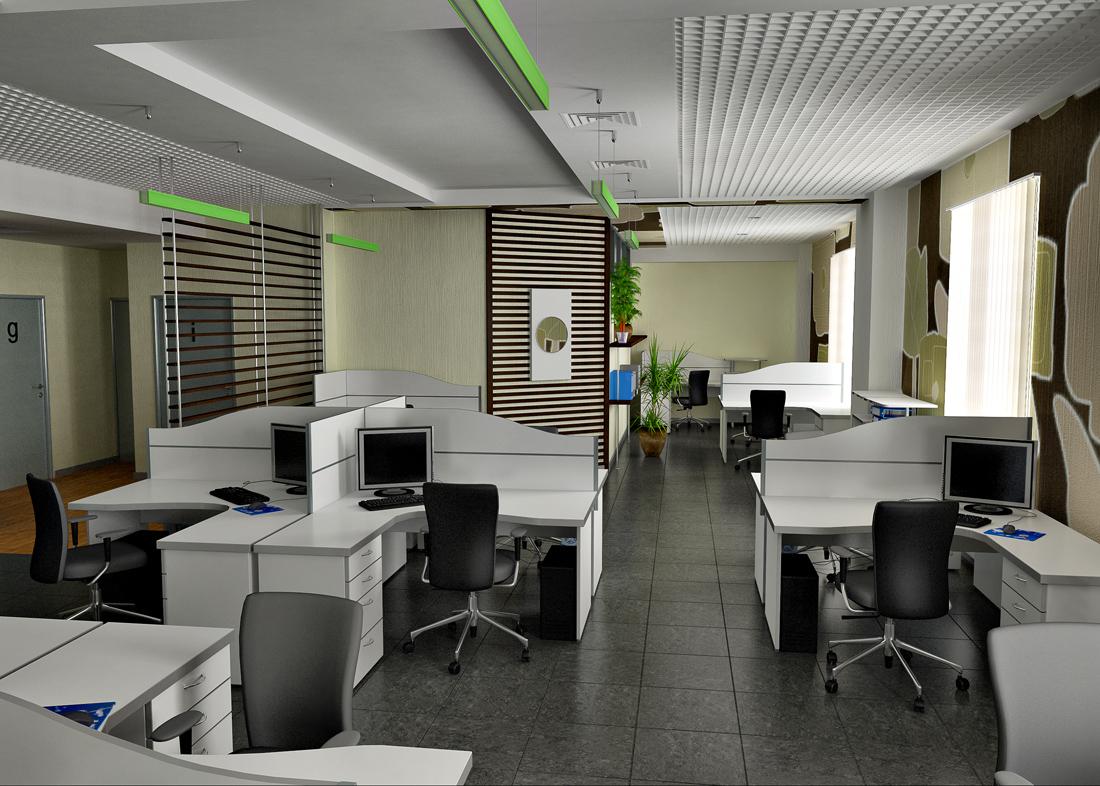 Евроремонт офиса