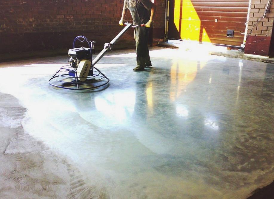 ремонт бетонных полов полимерных составов расценки женщин
