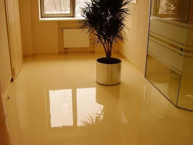Наливные полы в доме плюсы и минусы гидроизоляция флэхендихт knauf